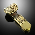 USB Mini Ruyi Scepter Flash Drive