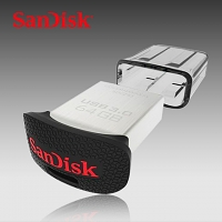 SanDisk Ultra Fit™ USB 3.0 Flash Drive