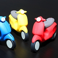 USB Scooter Flash Drive