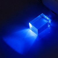 USB Crystal Flash Drive