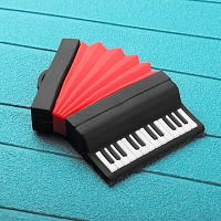 USB Accordion Flash Drive