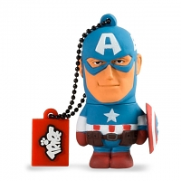 Tribe Captain America USB Flash Drive