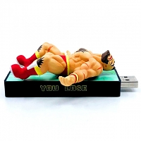 Street Fighter You Lose USB Flash Drive - Zangief