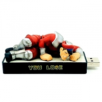 Street Fighter You Lose USB Flash Drive - M. Bison