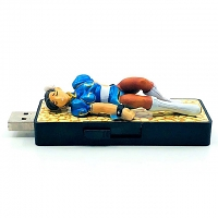 Street Fighter You Lose USB Flash Drive - Chun-Li