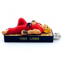 Street Fighter You Lose USB Flash Drive - Ken