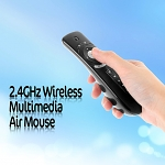2.4GHz Wireless Multimedia Air Mouse