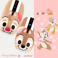 infoThink Disney Chip & Dale Wireless Mouse
