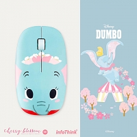 infoThink Disney Dumbo Wireless Mouse