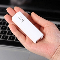 USB Super Tiny Wireless Mouse II