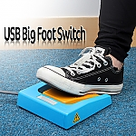 USB Big Foot Switch