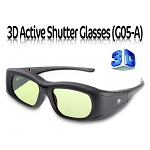 3D Active Shutter Glasses (G05-A)