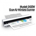 Mustek S400W iScan Air Wireless Scanner