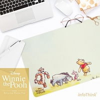 infoThink Winnie the Pooh Series Relaxing Mouse Pad