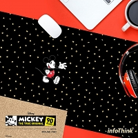 infoThink Mickey 90 Years Series Mouse Pad