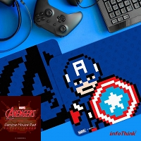 infoThink iMouse Pad - Captain America