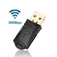 300Mbps Wireless Network LAN Card USB Adapter