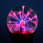 USB Plasma Ball MP3 Player