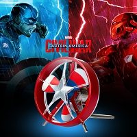 infoThink Captain America 3 - USB Mini Fan