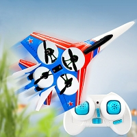 Cheerson CX-12 2.4G 6-Axis RC Warplane Quadcopter