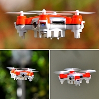 Cheerson CX-10C 2.4GHz Nano Quadcopter with Camera