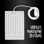 USB D.I.Y. Heating Pad (8 x 13cm)