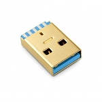USB 3.0 A Male Short Type Solder