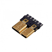 USB 3.0 Micro B Male Short Type Solder