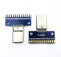 Type-C Test Male + PCB Board