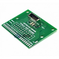 Type-E Test Female + PCB Board