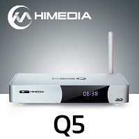 Hi-Media Q5 Quad Core Android TV Box