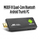 MK809 III Quad-Core Bluetooth Android Thumb PC