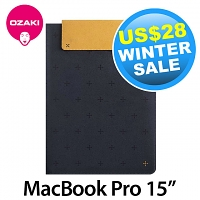 Ozaki O! Macworm BU Pouch for MacBook Pro 15