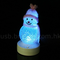USB LED Music Snowman