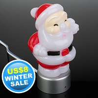 USB Light Sensor Santa Claus