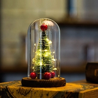 Mini X'mas Tree USB Lamp
