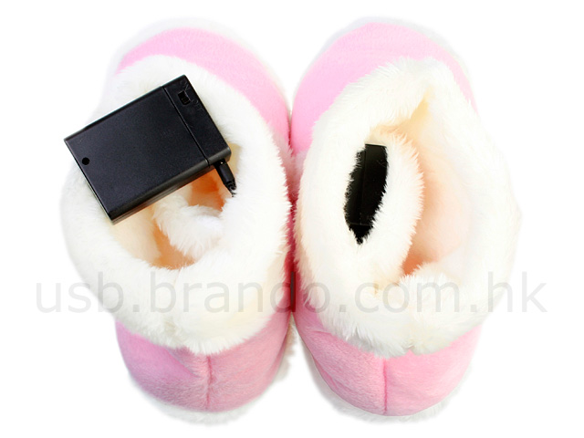 USB Heating Shoes