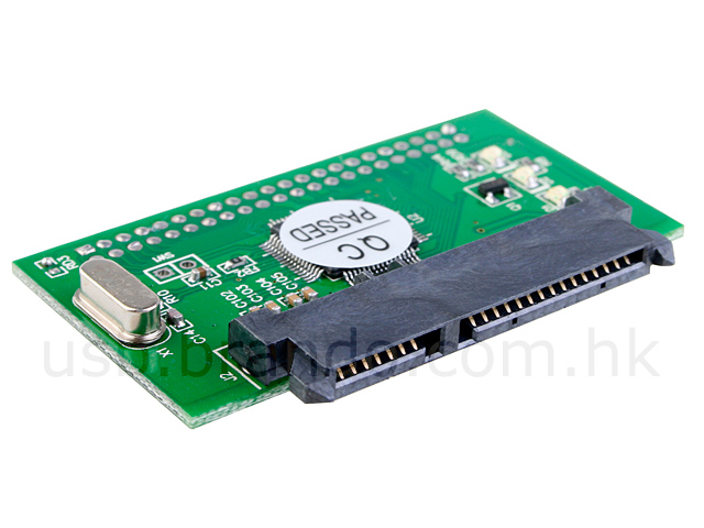 "2.5"" IDE Female to SATA Adapter (90 Degree)"