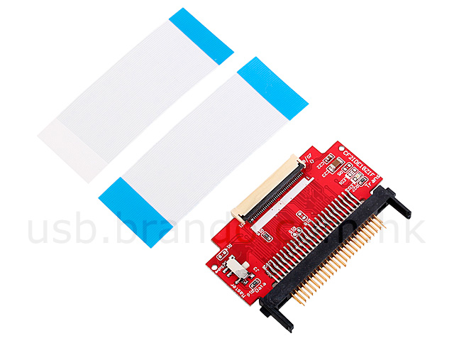 "CF to 1.8"" ZIF HDD Adapter"