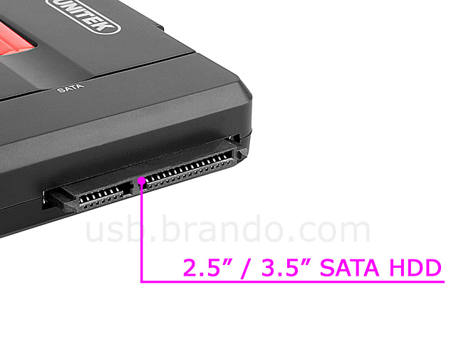 USB To IDE/SATA Adapter