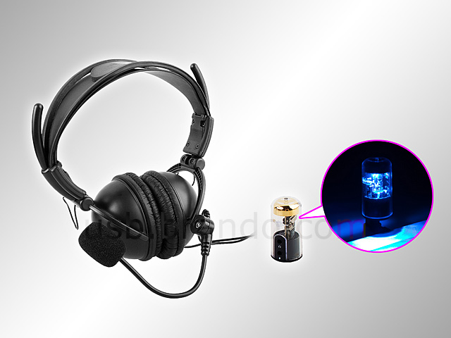 USB Tube Delight Audio (DTS) with Headset