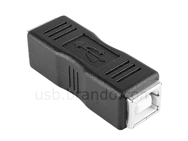 USB 2.0 B Female to USB 2.0 B Female Adapter