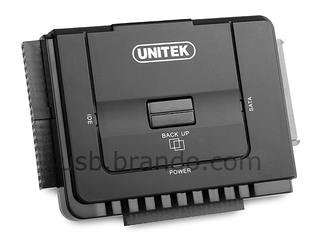 UNITEK USB 3.0 To SATA+IDE Adapter