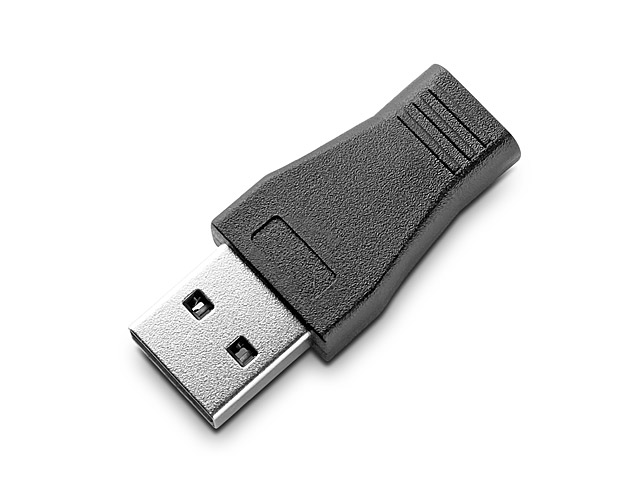USB 3.0 A Male to USB 3.1 Type-C Female Adapter