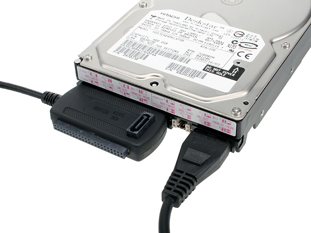 Usb 2.0 To Sata Ide Cable Driver Download Win7