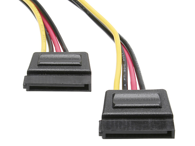 SATA Power Y-Cable