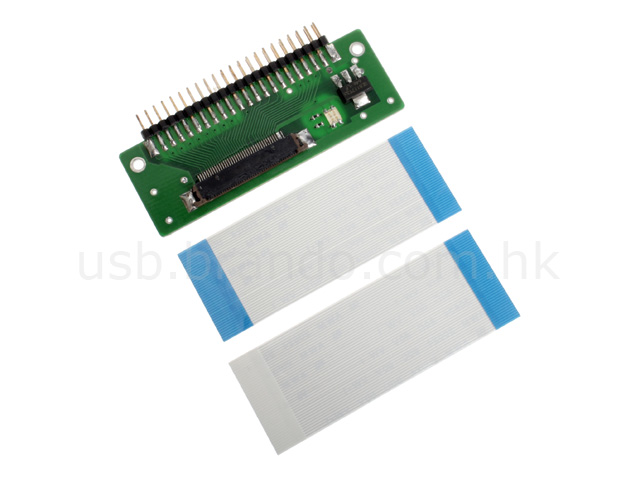 "ZIF to 2.5"" Bilateral IDE Hard Drive Converter"