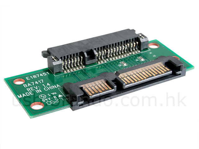 Sata Male To Sata Female Adapter