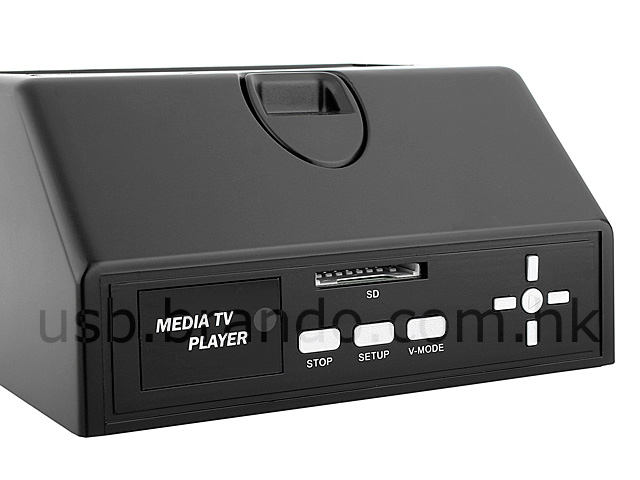 SATA HDD Multimedia Dock II (HDMI)