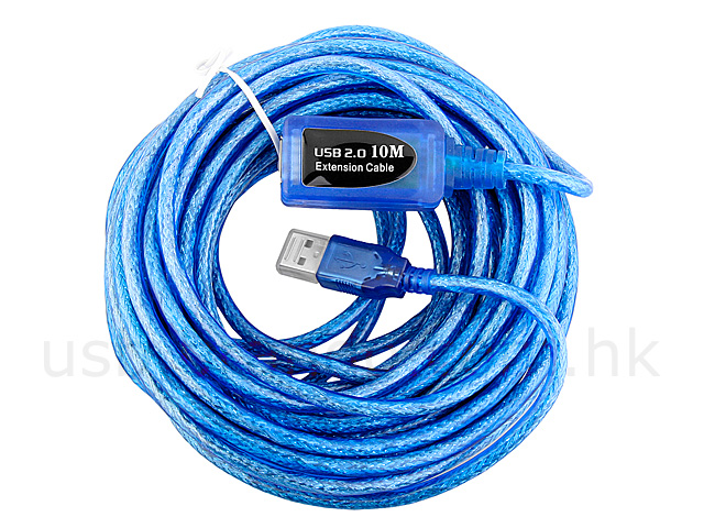 USB 2.0 Extension Cable (10 Meters)